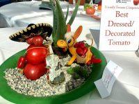 Best Dressed/Decorated Tomato 2017
